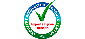 Industry Accredited Garden Centre Logo